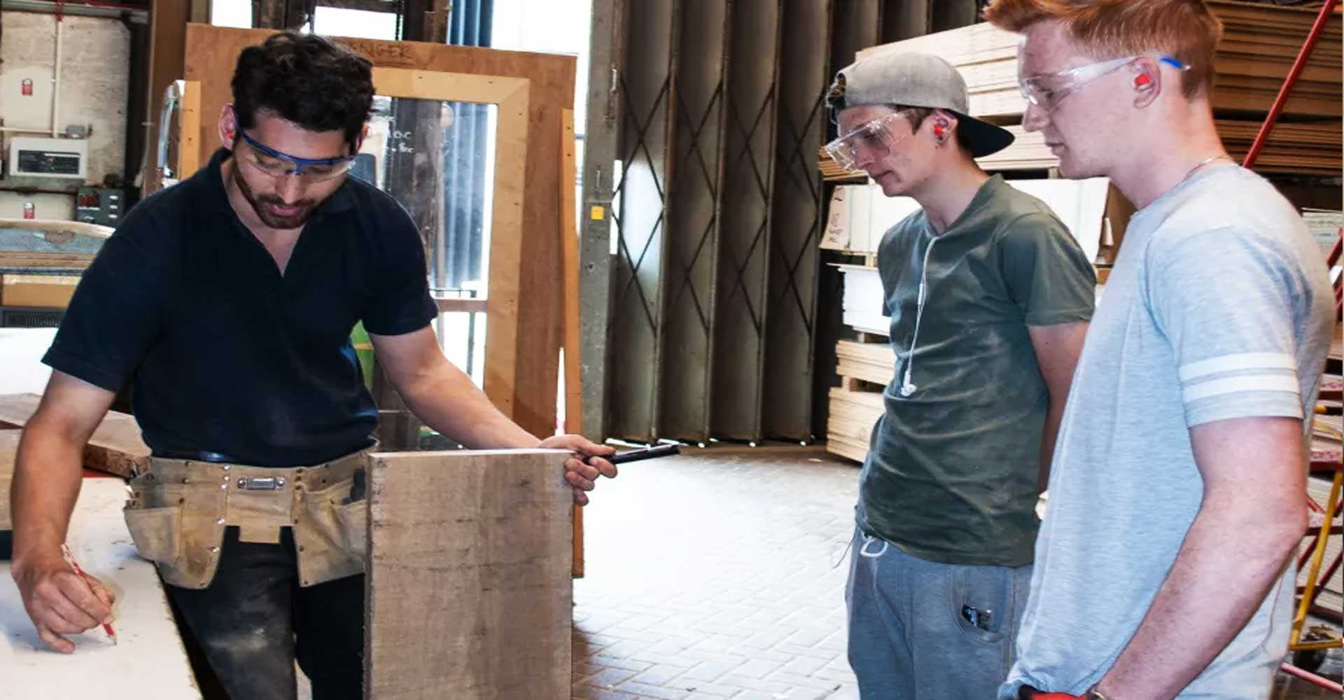 carpentry and joinery apprenticeships London