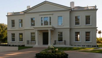 Campend-Manor high end residential fit out
