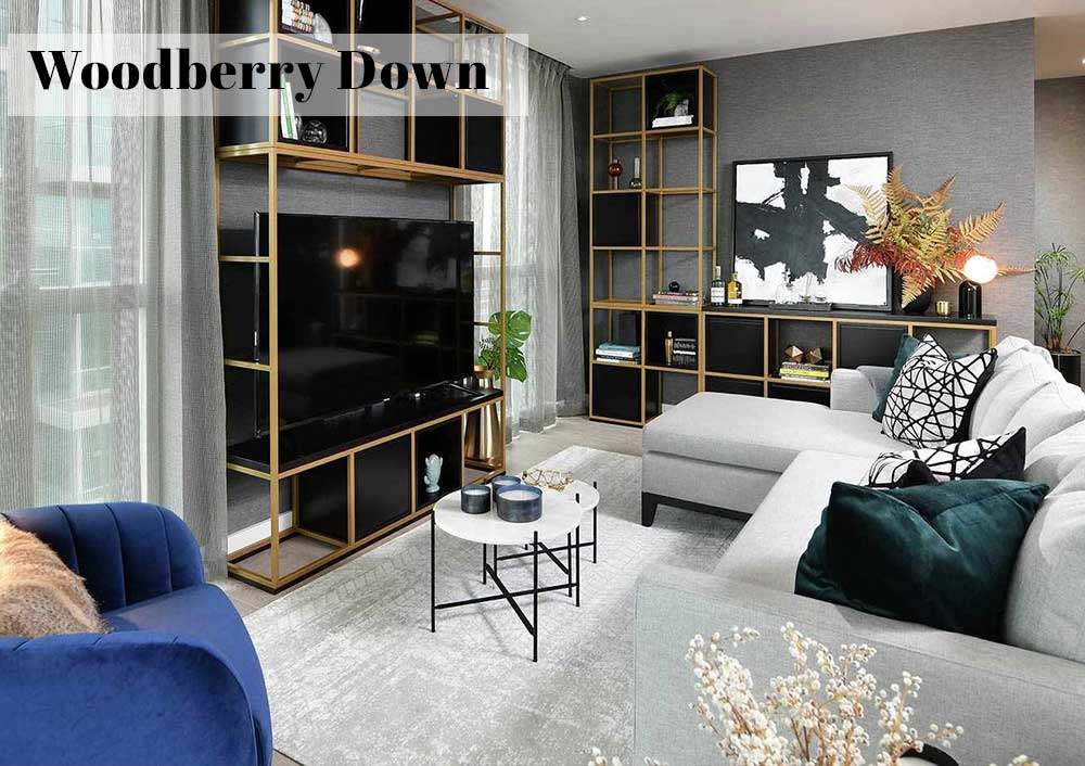 Woodberry-Down residential fit out