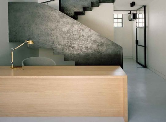 Custom-made-reception-desk